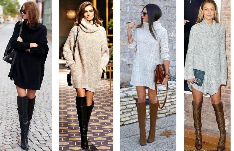 reputable site 88252 759d8 Ottenere alla moda con abiti maglione - Irisblog.it
