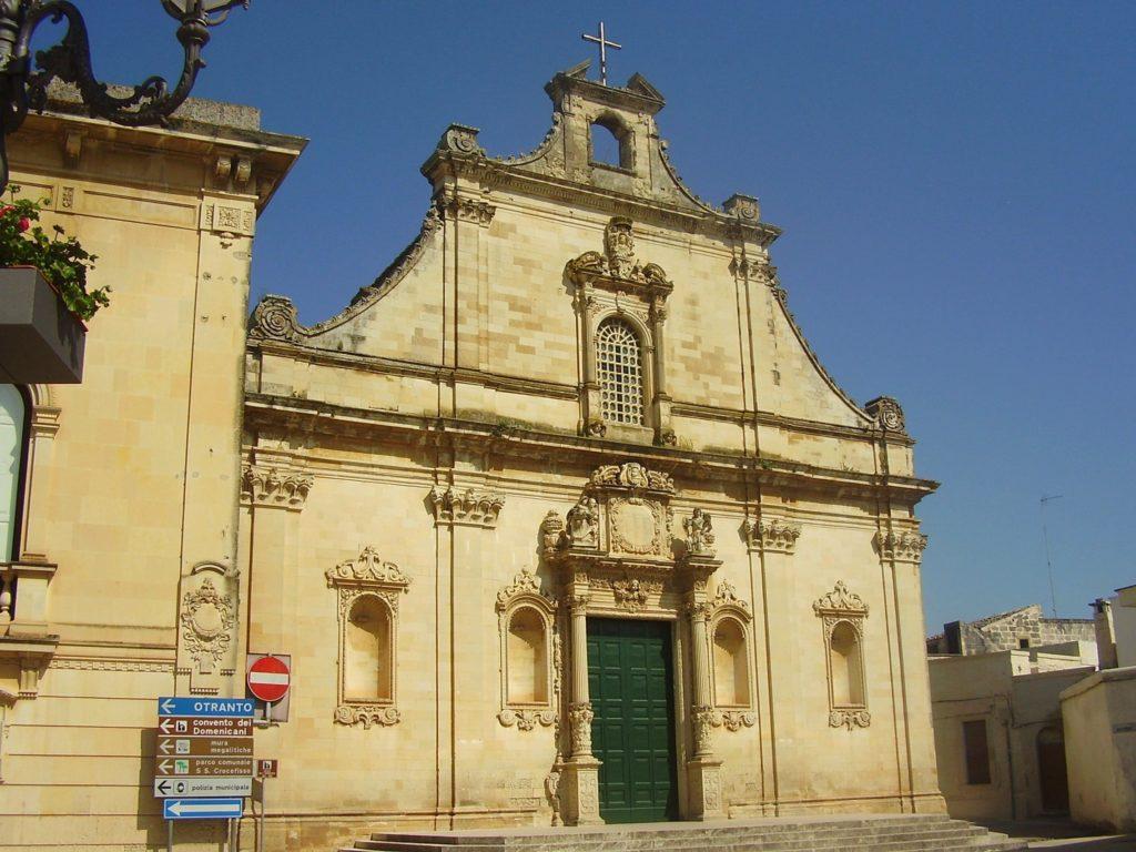Chiesa SS. Annunziata: Muro Leccese - IrisBlog.it