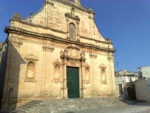 chiesa muro leccese