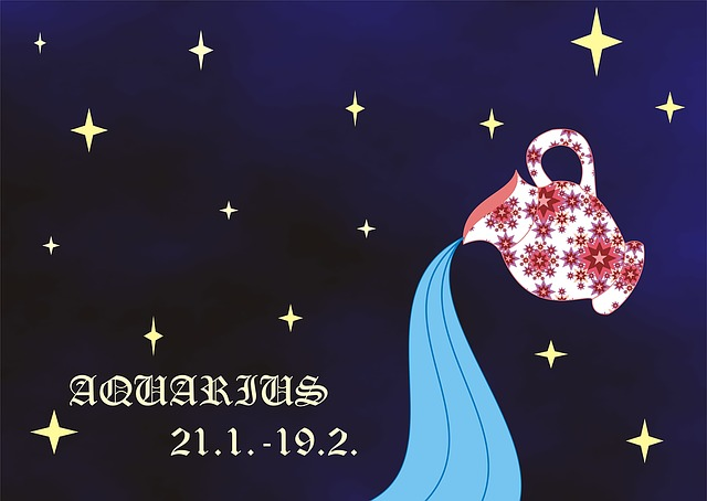 segno zodiacale Acquario